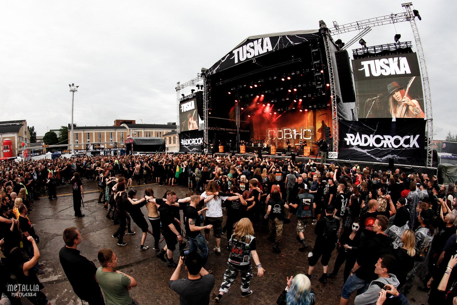 tuska 2016, tuskan päälava, tuska metal festival, tuska festival, hellsinki for headbangers, finnish metal festivals, metal festival, children of bodom, mosh pit