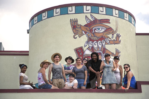 Community Painting: The Mural
