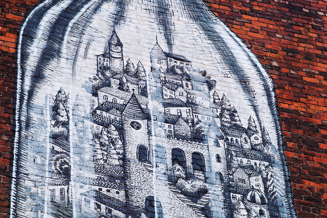 Phlegm's piece for the Ancoats Dispensary Trust