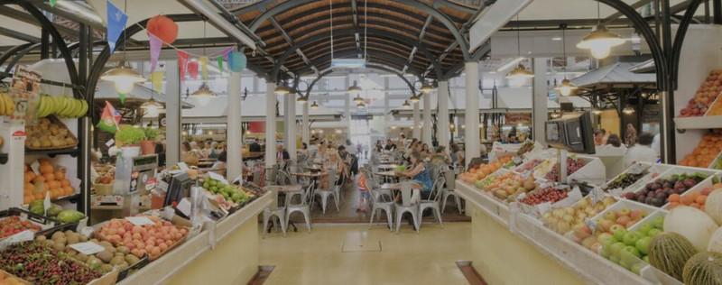 Mercado de Campo de Ourique - Lisboa