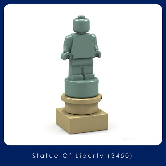 LEGO Brand Store - Statue of Liberty 3450