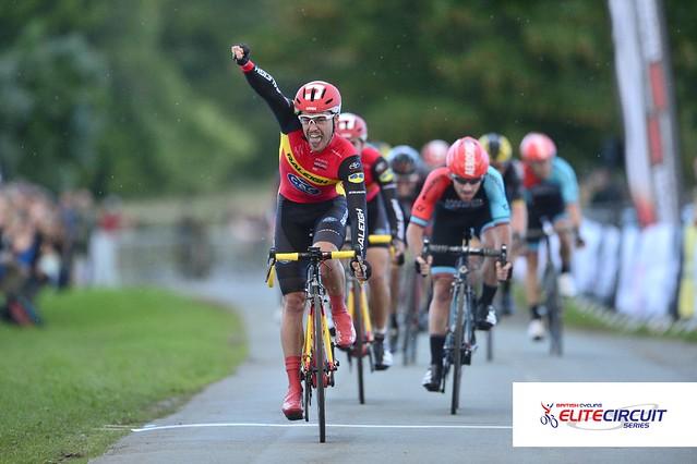 British Cycling Elite Circuit Series round two, RideStaffs Grand Prix, July 1 2016