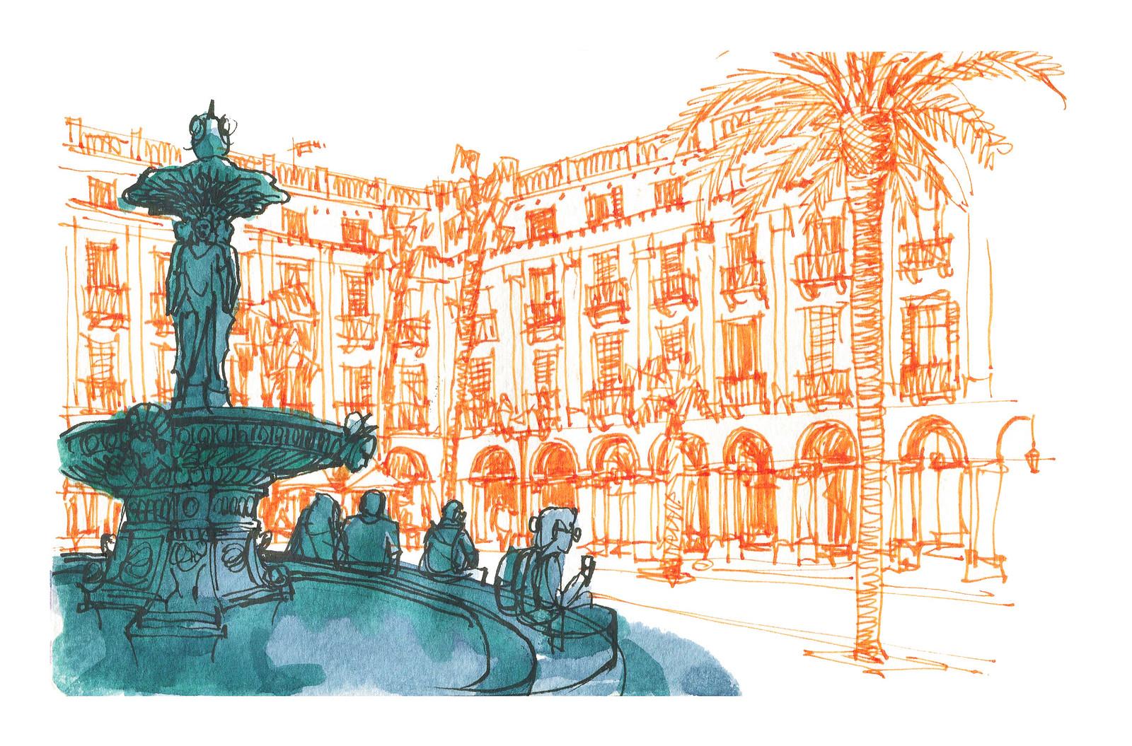 La plaça dibuixa 2016