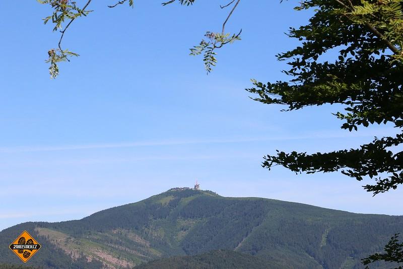 Lysá Hora - výběr 2015 a 2016