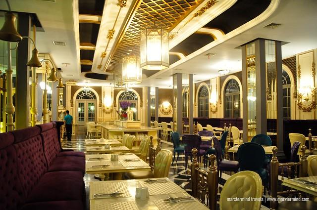 Park View Hotel Bandung Le Jardin