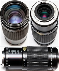 SMC Pentax M Zoom 80-200mm 1:4.5