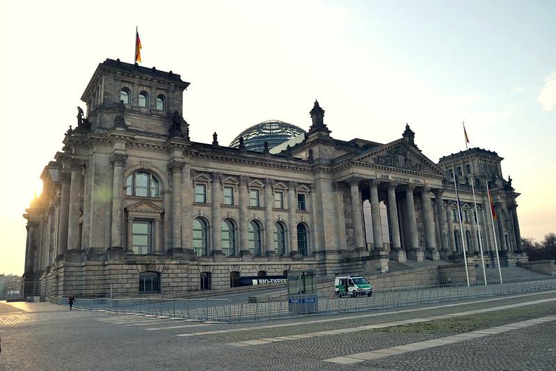 Parlamento Berlin