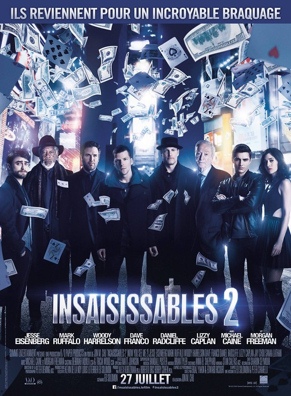 Now You See Me 2 - Poster 19