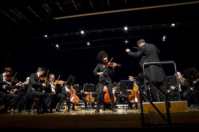Concierto de Conmemoración del Centenario en el Palacio Euskalduna