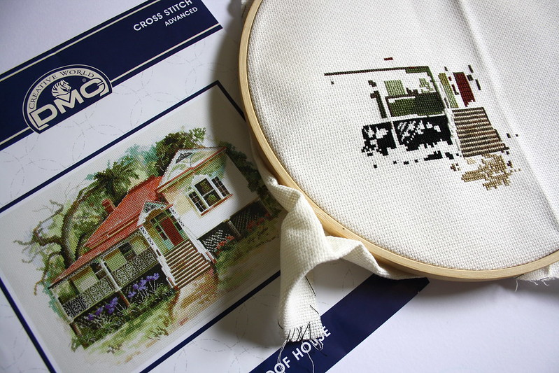 House Cross Stitch