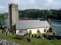 St Petrox Church, adjacent to Dartmouth Castle