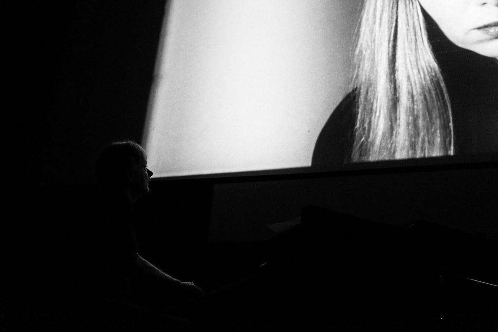 Pianist Iiro Rantala. Photo: Antti Yrjönen for Midnight Sun Film Festival 2016