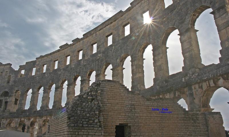 Istria-Pula-Arena-Croatia-普拉競技場-17度C隨拍- (48)