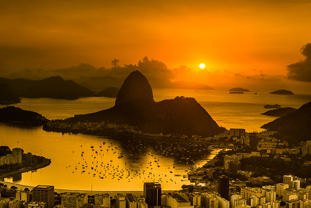 Sunrise - Botafogo / Sugar Loaf