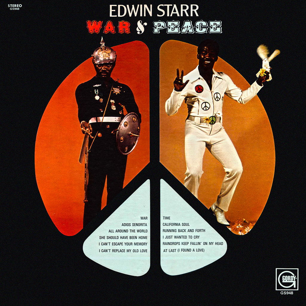 Edwin Starr - War & Peace