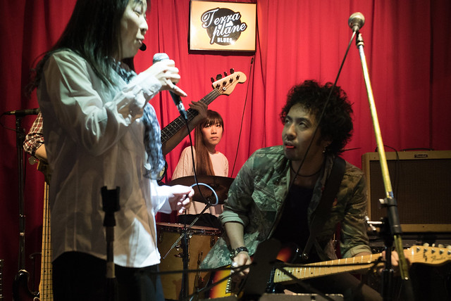 T.G.I.F. Blues Session at Terraplane, Tokyo, 10 Jun 2016 -00184