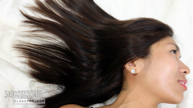 lucido-l argan rich oil hair treatment oil rich moisture review