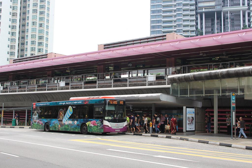 Redhill station, Singapore