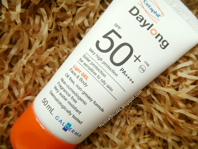 Daylong Sunscreen SPF50 Cetaphil Light Gel