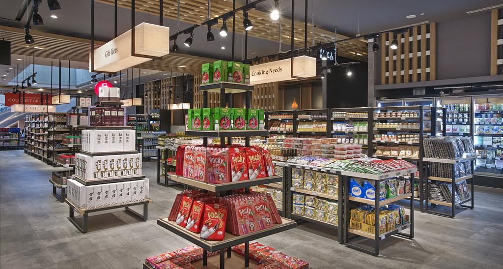 Emporium Shokuhin - Gourmet Grocer Interior