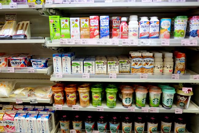 drinks price japan