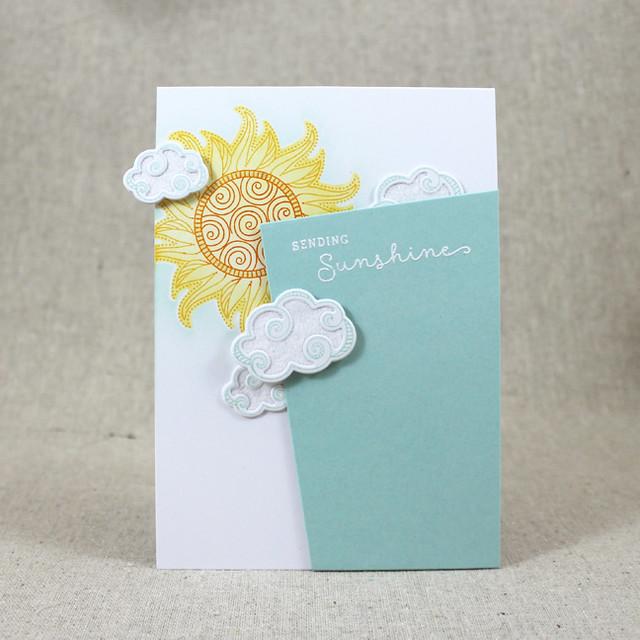 Sending Sunshine Card
