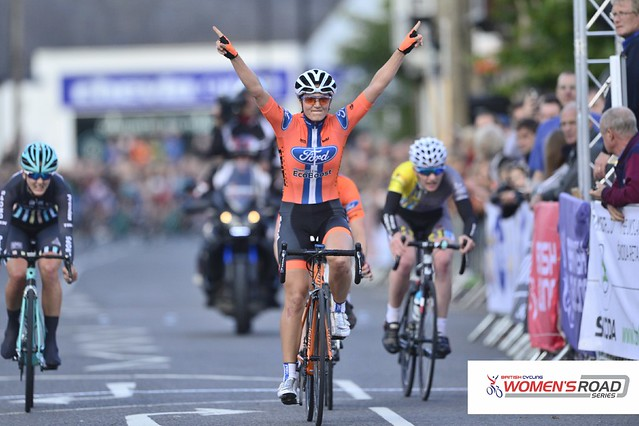British Cycling Women's Road Series, Otley Grand Prix, June 29 2016
