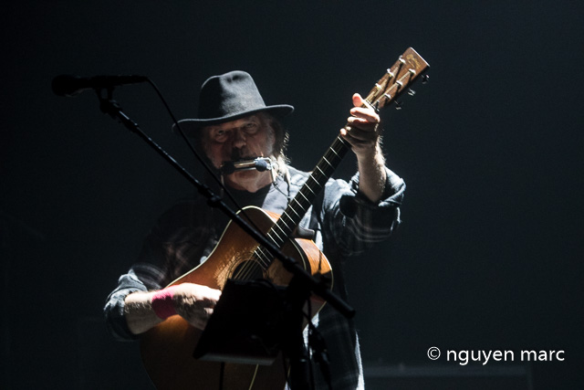 Neil Young @ Zenith, Toulouse | 2016.06.21