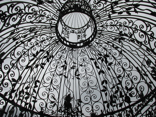 complex wrought iron