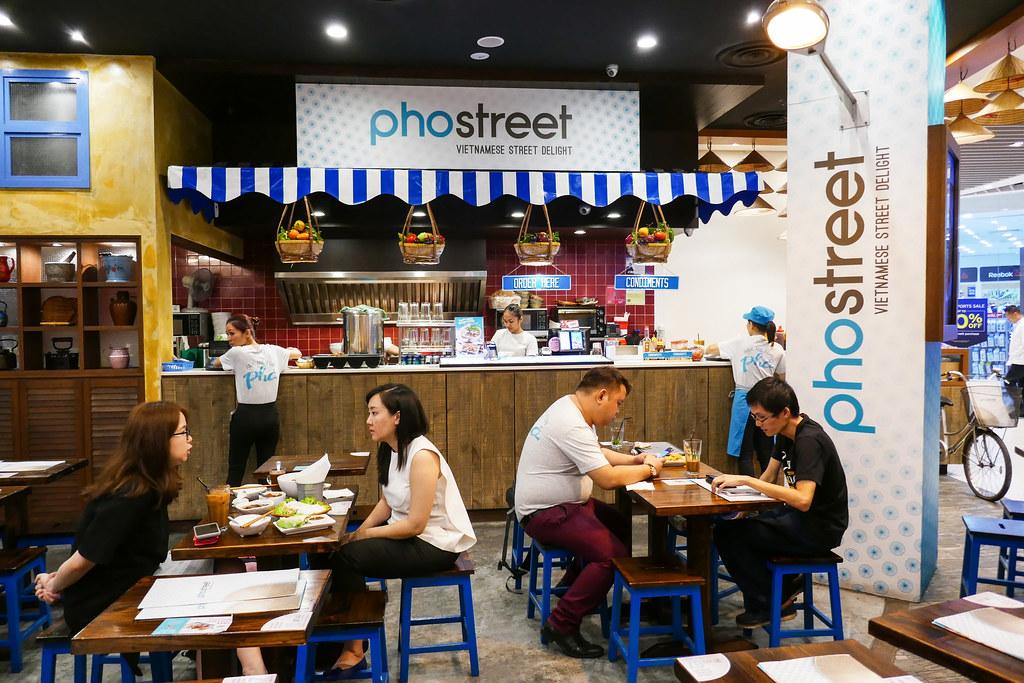 Bedok Mall必去餐厅:Pho Street