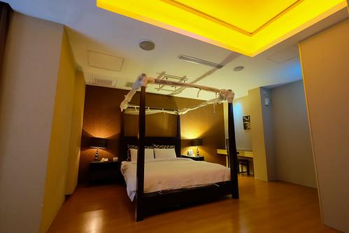 汽車旅館也能像villa,情侶來台南媜13住宿度假吧! (3)