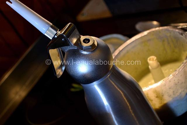 Fruits Rouges & Jus avec Crème de Basilic Menthe © Ana Luthi Tous droits réservés 06