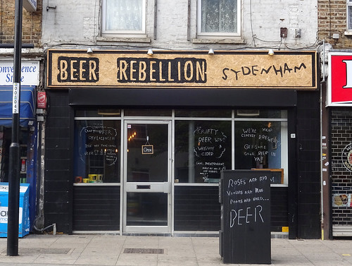 Beer Rebellion, Sydenham, London SE26