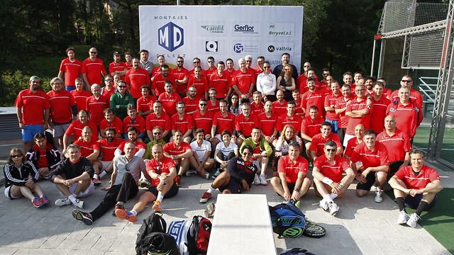 Torneo de padel Madrid 2016