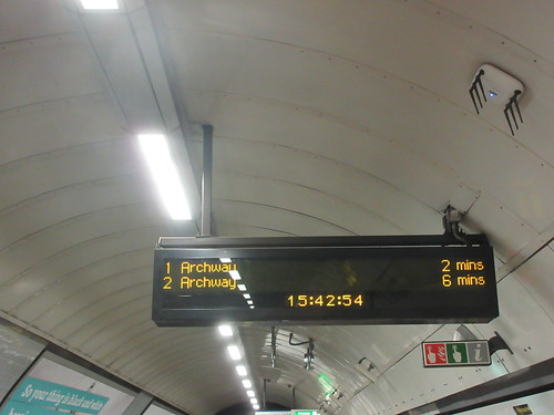 All Trains Stop at Archway