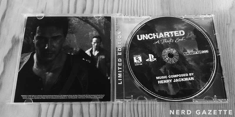 Uncharted 4 Soundtrack | VSCO B4