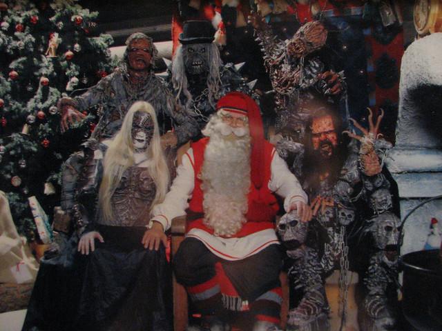 Santa Claus Village Rovaniemi, Finland