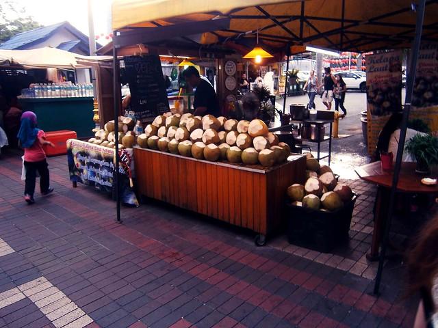 Central Market Coconuts