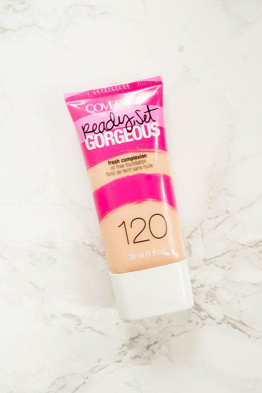 Covergirl Outlast Foundation review