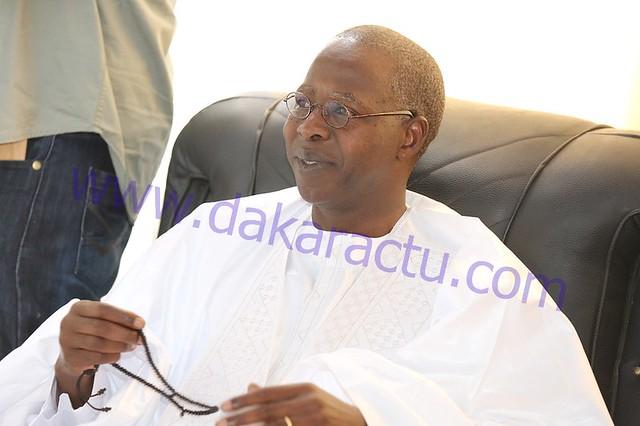 Mouhamed Boun Abdalah Dione premier ministre du senegal