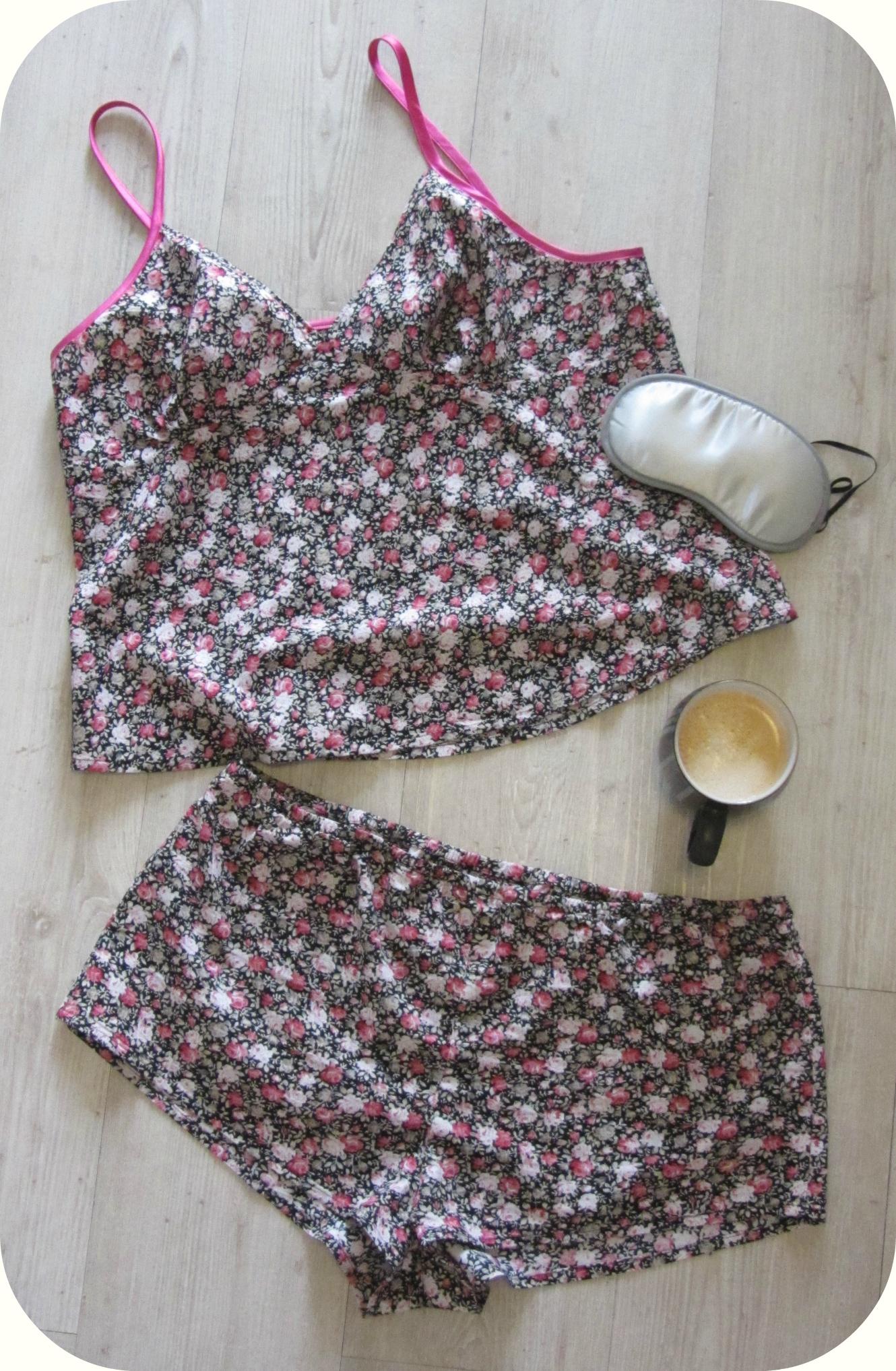 Summer Rose Fifi PJs