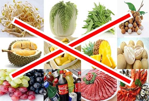 Makanan Yang Tidak Boleh Dikonsumsi Oleh Penderita Fistula Ani