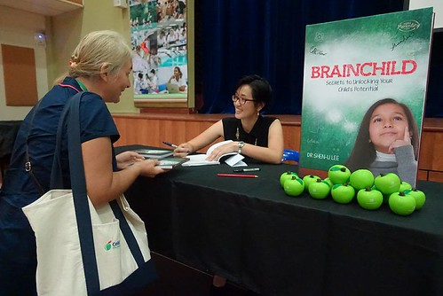 Brainchild Book Launch Signing