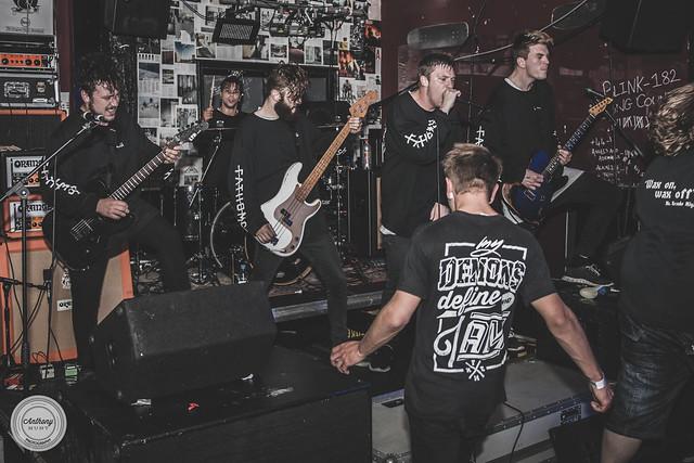 Fathoms @ The Bunker Club, Cardiff 02/06/2016