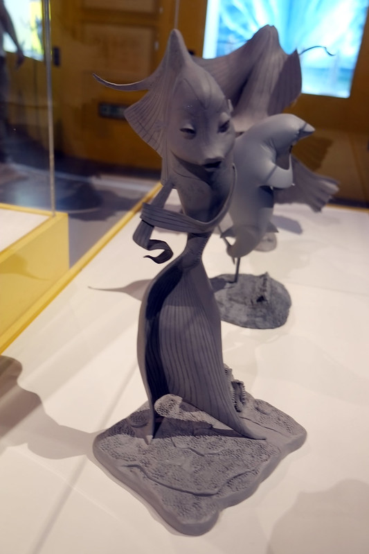 """DreamWorks Animation: The Exhibition–Journey from Sketch to Screen"""