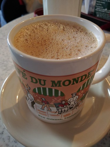 Cafe Au Laite