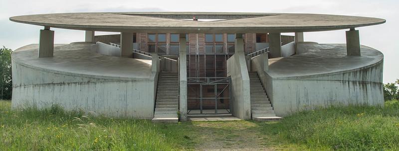 Abraham-Gebäude, Raketenstation Hombroich