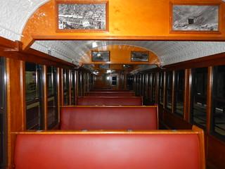 Kurnanda Scenic Railway Passenger Car
