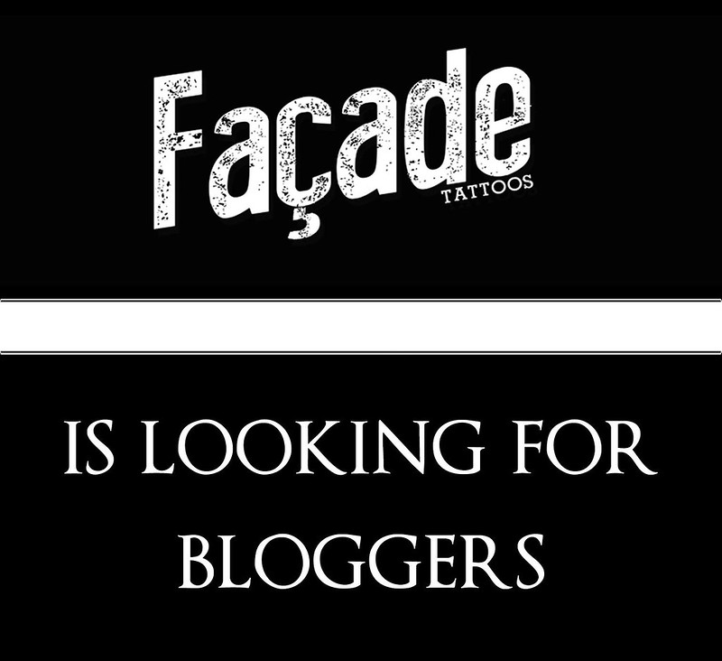 Facade is looking for bloggers