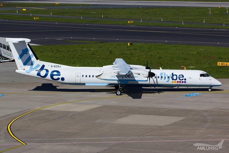 Flybe - DH8D - G-ECOJ (1)